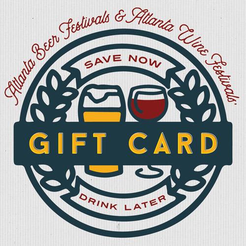 atlanta beerfest gift cards
